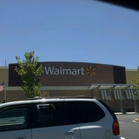 Photo taken at Walmart Supercenter by Beth C. on 7/25/2012