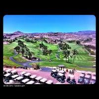 Photo taken at Salobre Golf by Reinaldo M. on 8/30/2012