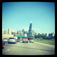 Photo taken at Kennedy Expressway by Anthony H. on 6/7/2012