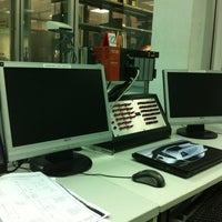 Photo taken at Mechatronics @ Kmutnb by Patchathep T. on 3/23/2012