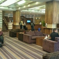 Photo taken at Clayton Hotel - Burlington Road by Max S. on 9/8/2012