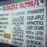 Photo taken at Corner Daiquri Factorie by Dens on 5/19/2012