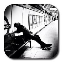 Photo taken at Oxford Circus London Underground Station by . n. on 8/5/2012