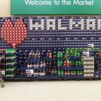 Photo taken at Walmart Supercenter by Karen W. on 9/11/2012