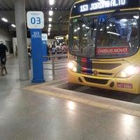 Photo taken at Terminal Integrado Aeroporto by Cristophane R. on 9/11/2012
