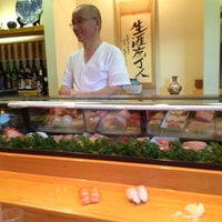 Photo taken at Ino Sushi by Annie L. on 7/19/2012