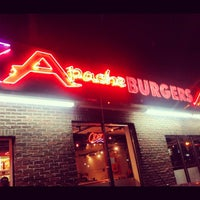 Photo taken at Apache Burger by Sid F. on 8/19/2012