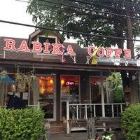 Photo taken at Rabika Coffee (Maptaput) by Rabika C. on 9/10/2012