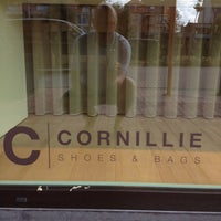 Photo taken at Cornillie Shoes & Bags by Paul D. on 8/23/2012