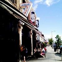 Photo taken at Umami Burger by HOPE on 3/10/2012