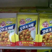 Photo taken at Mu Gung Hwa (무궁화) Korean Supermarket by Winnie V. on 7/4/2012