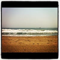Photo taken at Asbury Park Beach by Bev on 5/26/2012