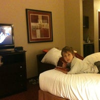 Photo taken at Holiday Inn Express & Suites Orlando South-Davenport by Rhonda S. on 7/15/2012