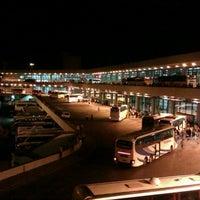 Photo taken at Ankara Inter-City Bus Terminal by Anil G. on 9/9/2012