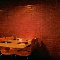 Photo taken at T'afia Restaurant by Sarah G. on 3/9/2012