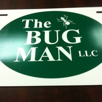 Photo taken at The Bug Man, LLC by Lindsay S. on 6/12/2012