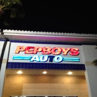 Photo taken at Pep Boys Auto Parts & Service by Gustavo S. on 2/28/2012