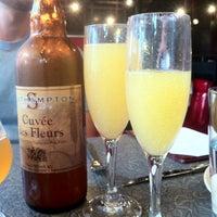 Photo taken at Policy Restaurant & Lounge by Devon S. on 7/22/2012