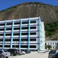 Photo taken at Universidade Federal do Estado do Rio de Janeiro (UNIRIO) by Alex Alves S. on 3/20/2012