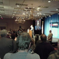 Photo taken at Holiday Inn Fargo by Paul V. on 2/16/2012