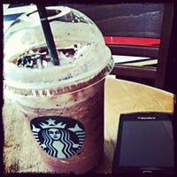 Photo taken at Starbucks by babby l. on 5/5/2012