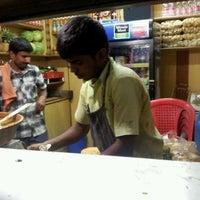 Photo taken at Sai Ram Chats by Bakasura B. on 4/24/2012