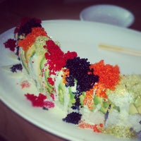 Photo taken at Sushi Zushi by Allison S. on 8/15/2012
