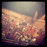 Photo taken at TWU - MUS (Music Building) by Dan S. on 7/27/2012