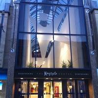 Photo taken at Kingsgate Shopping Centre by Gordon on 8/15/2012