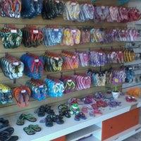 Photo taken at Loja Sandalias Ipanema by Frank R. on 6/2/2012