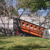 Photo taken at Angels Flight Railway by Dana B. on 5/19/2012