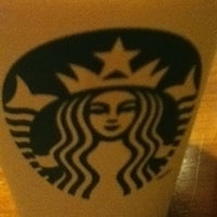 Photo taken at Starbucks by E B. on 2/22/2012