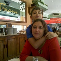 Photo taken at Triana by Marcelo R. on 4/5/2012