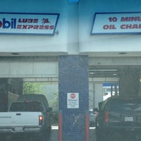 Photo taken at Mobile Lube Express by Lou F. on 6/5/2012