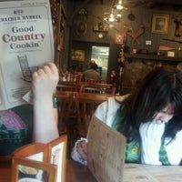 Photo taken at Cracker Barrel Old Country Store by Jonathan W. on 3/17/2012