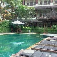 Photo taken at Bakung Sari Hotel by Jasper (. on 5/30/2012