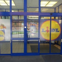 Photo taken at Lidl by Avto C. on 8/16/2012
