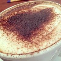 Photo taken at Cafe Metsa by Deryck L. on 7/28/2012