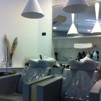 Photo taken at Parrucchieria Grazia Style by Simone B. on 7/18/2012
