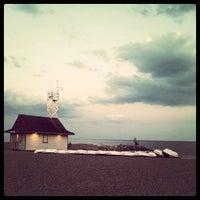 8/22/2012 tarihinde Sean C.ziyaretçi tarafından Kew-Balmy Beach'de çekilen fotoğraf
