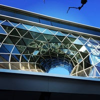 Photo taken at MyZeil by Mike G. on 2/4/2012