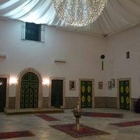 Photo prise au Palais Kobbet Ennhas par Nawes M. le9/4/2012
