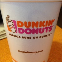 Photo taken at Dunkin' Donuts by Charles C. on 8/8/2012