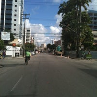 Photo taken at Rua Antônio Falcão by Rosane F. on 6/5/2012