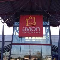 Photo taken at Avion Shopping Park by  Geork . on 9/6/2012