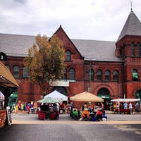 Photo taken at Central Market House by Brandon D. on 8/25/2012