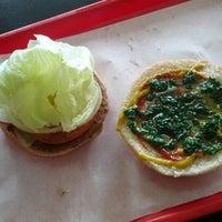 Photo taken at Rock Burger by Jorge C. on 6/30/2012