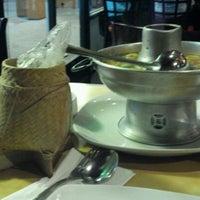 Photo taken at Thai Café Restaurant by Gene d. on 5/22/2012