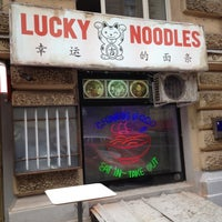 Снимок сделан в Lucky Noodles пользователем Dmitry A. 6/14/2012