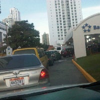 Photo taken at Banco General by Anhais C. on 5/31/2012
